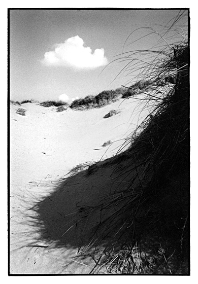 Burnham Overy Dunes,North Norfolk Coast Path.September 1997F17-02A