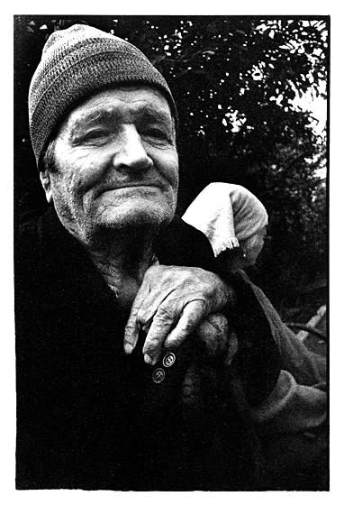 'Old People's Home'Slatina.Romania.September 1991.