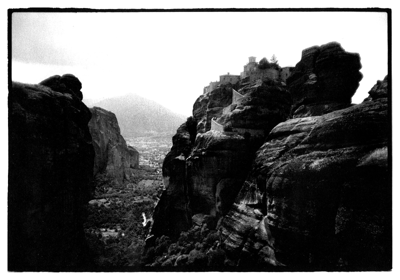 B&W analogue photography by Toby Deveson