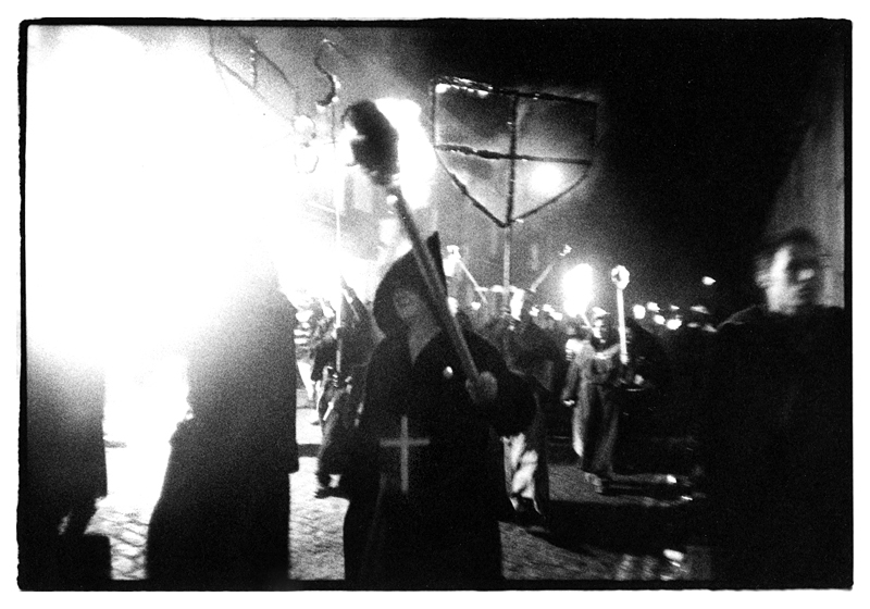 Lewes Bonfire night by Toby Deveson. November 2011