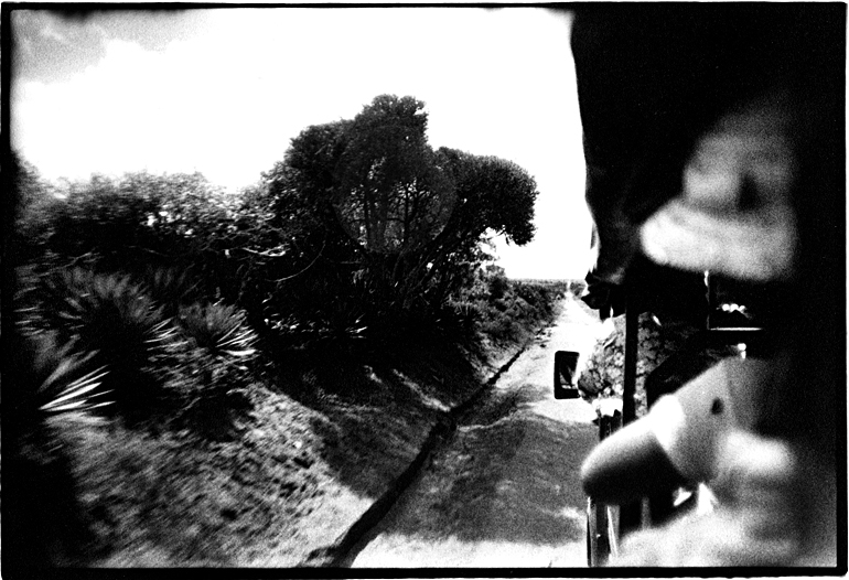 Travelling down the spine of Madagascar from Antananarivo to Taolagnaro by Toby Deveson. March 1990