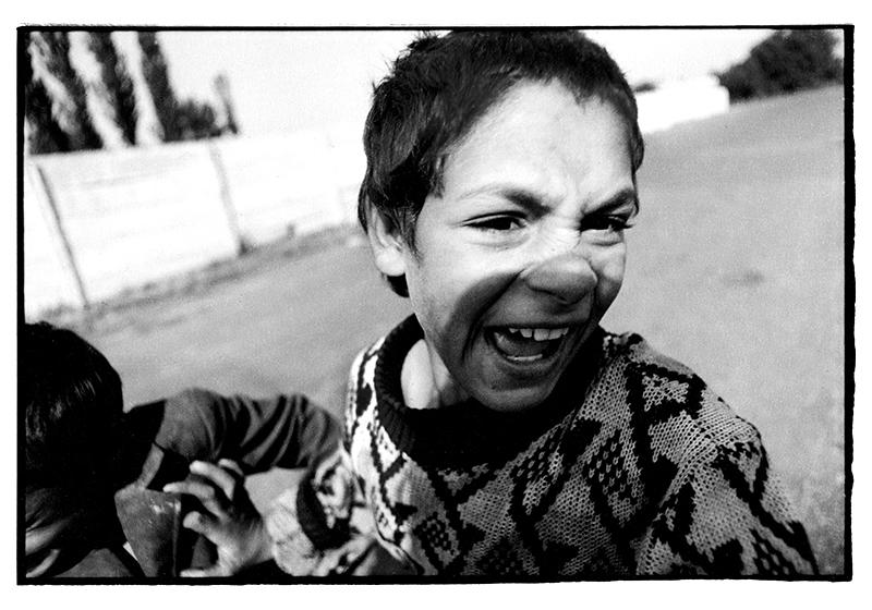 Roman, N.E. Romania. September 1992.